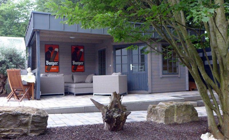 Gartenhaus Modell Hanna40 Gartenhaus Modell Hanna40 in