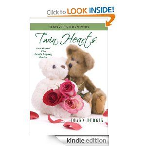 Twin Hearts: A Christian Romance Novel (The Lewis Legacy Series, Book Three) by JoAnn Durgin. $6.01. Author: JoAnn Durgin. 286 pages. Publisher: Torn Veil Books (April 6, 2012)