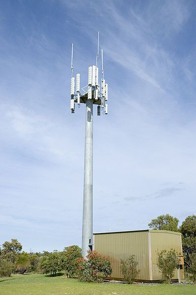 What Cell Phone Towers Look Like In Australia Not So Much