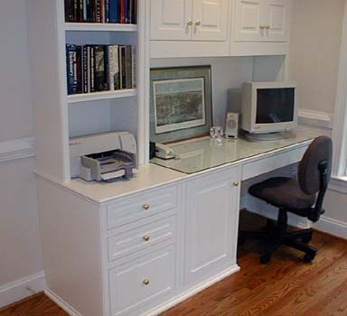 pictures of built in desk areas - Yahoo! Search Results