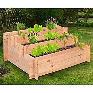 Hochbeete Fur Den Kleinen Garten Oder Balkon Mit Bildern Hochbeet Garten Beete