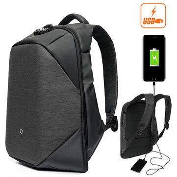 CLICK 17.3L 15.6inch Men Anti Theft Laptop Backpack Waterproof ...