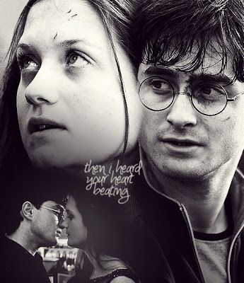 Harry and Ginny Loveteam