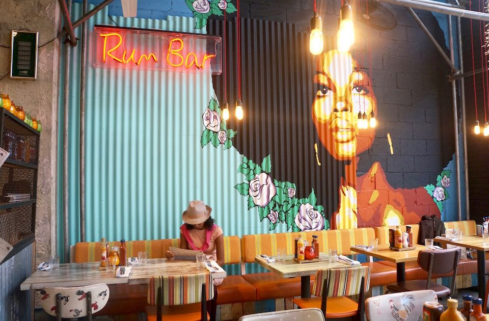 Image Result For Caribbean Restaurant Interior Design In