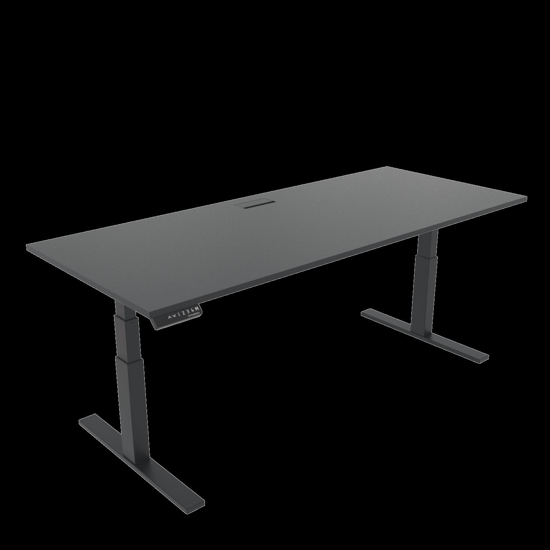 Omnidesk Pro Electric Standing Desk In 2020 Electric Standing Desk Adjustable Desk Desk