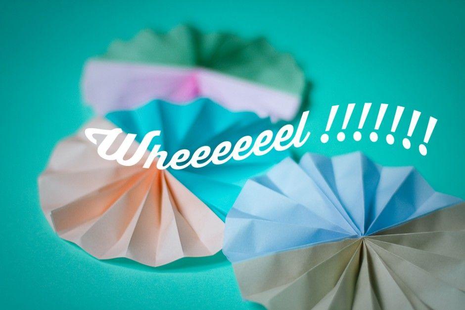 DIY – Wheeeeeeeeel !!!! | Blog mariage, Mariage original, pacs, déco