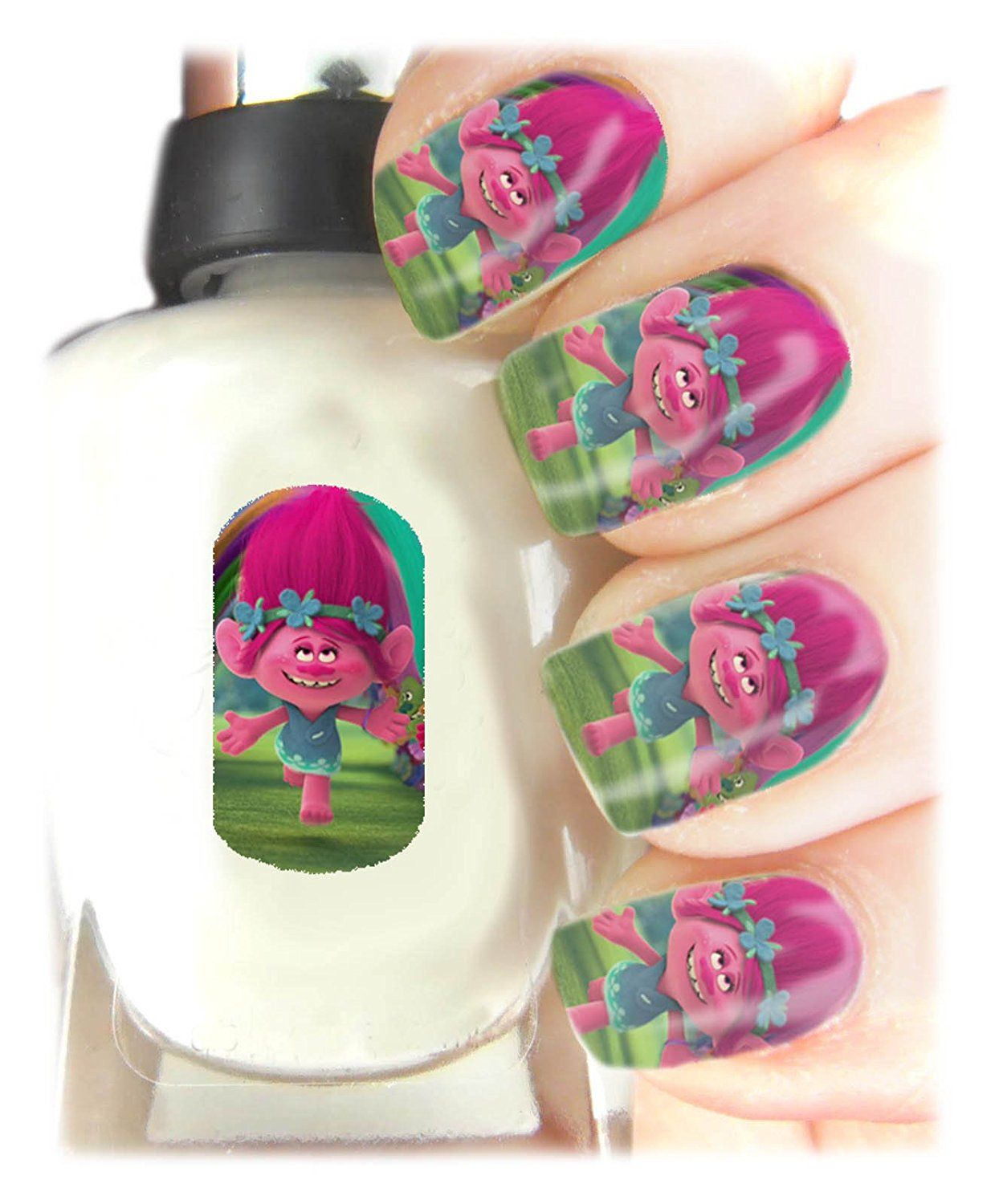 how to use nail wraps