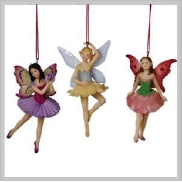 Celtic Fairy Christmas Ornament | Fairy Board | Pinterest ...