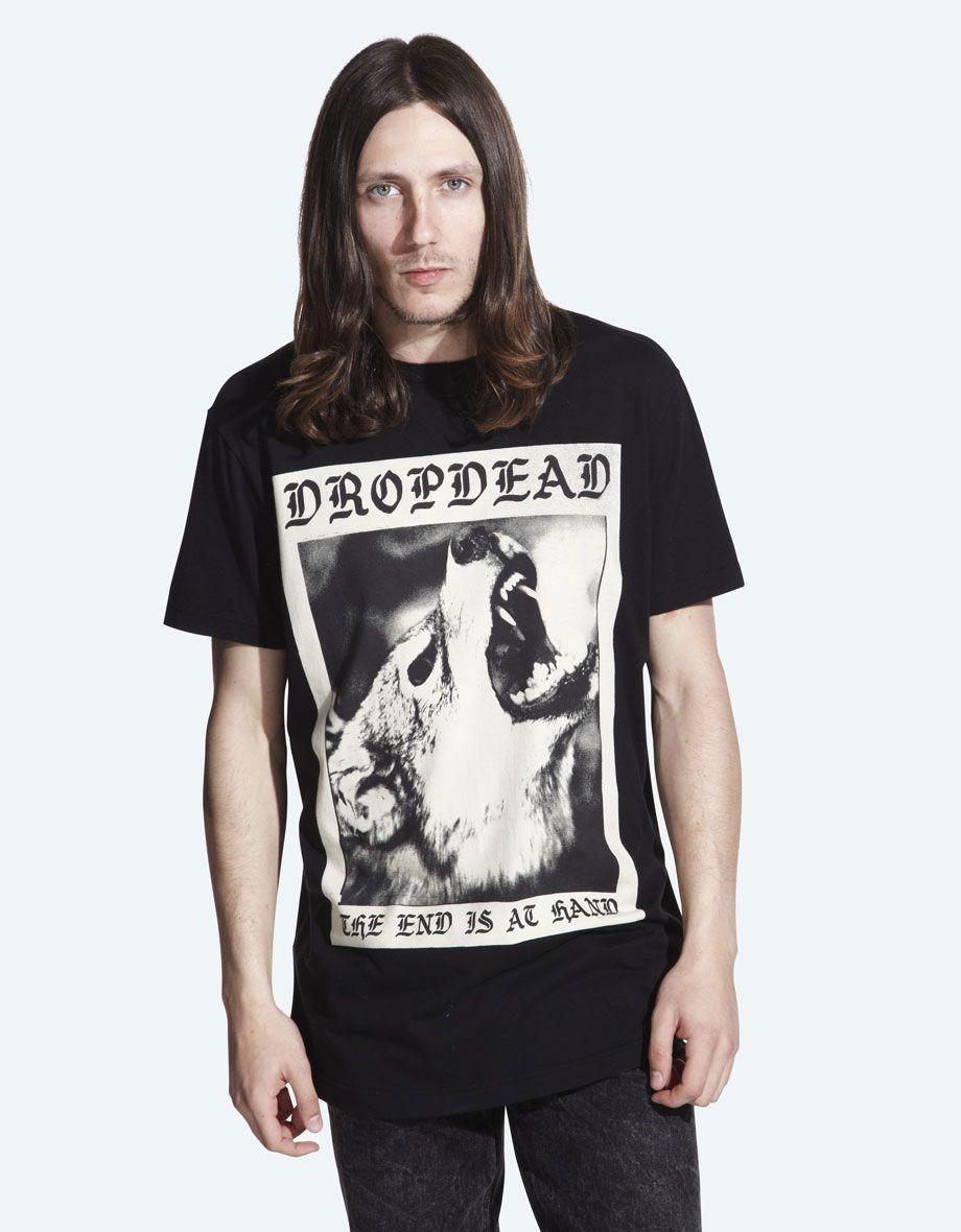 #DDXMASWISHLIST Drop Dead No Hope T-shirt - £30 www ...Drop Dead Clothing Ghost