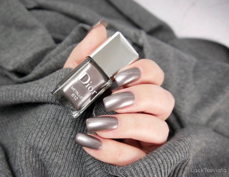 Dior • METALLICS 612 • Metallics Collection | Dior and OPI