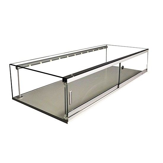 Queen Anne Jewelry Display Case Table Top Display Case Table Top Display Display Case