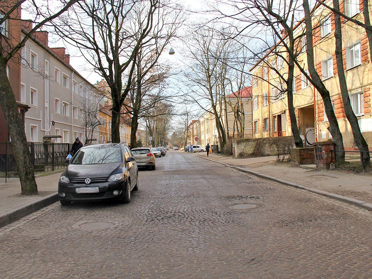 Улочки старого Кёнигсберга - Калининграда