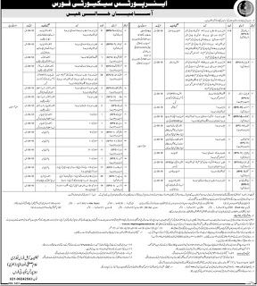 ASF ASI Corporal Jobs 2017 Airport Security Force ASF Jobs 2017 announced of ASI Corporal Test Syllabus MCQs past papers sample papersand test preparation ASI Corporal Corporal Driver Assistant Stenotypist Khatib UDC LDC and more jobs