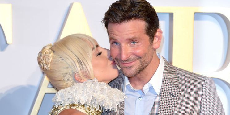 All About Lady Gaga And Bradley Cooper S Friendship Elle Lady Gaga Bradley Cooper Relationship Timeline