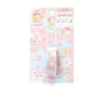 Little Twin Stars Petite Masking Tape: Candy Shop