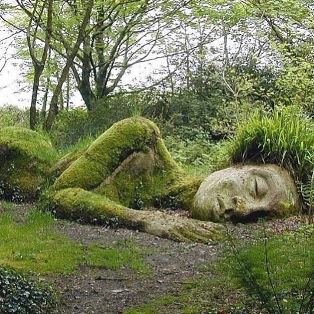 Dope Art of the Day: Good night Mother Earth.