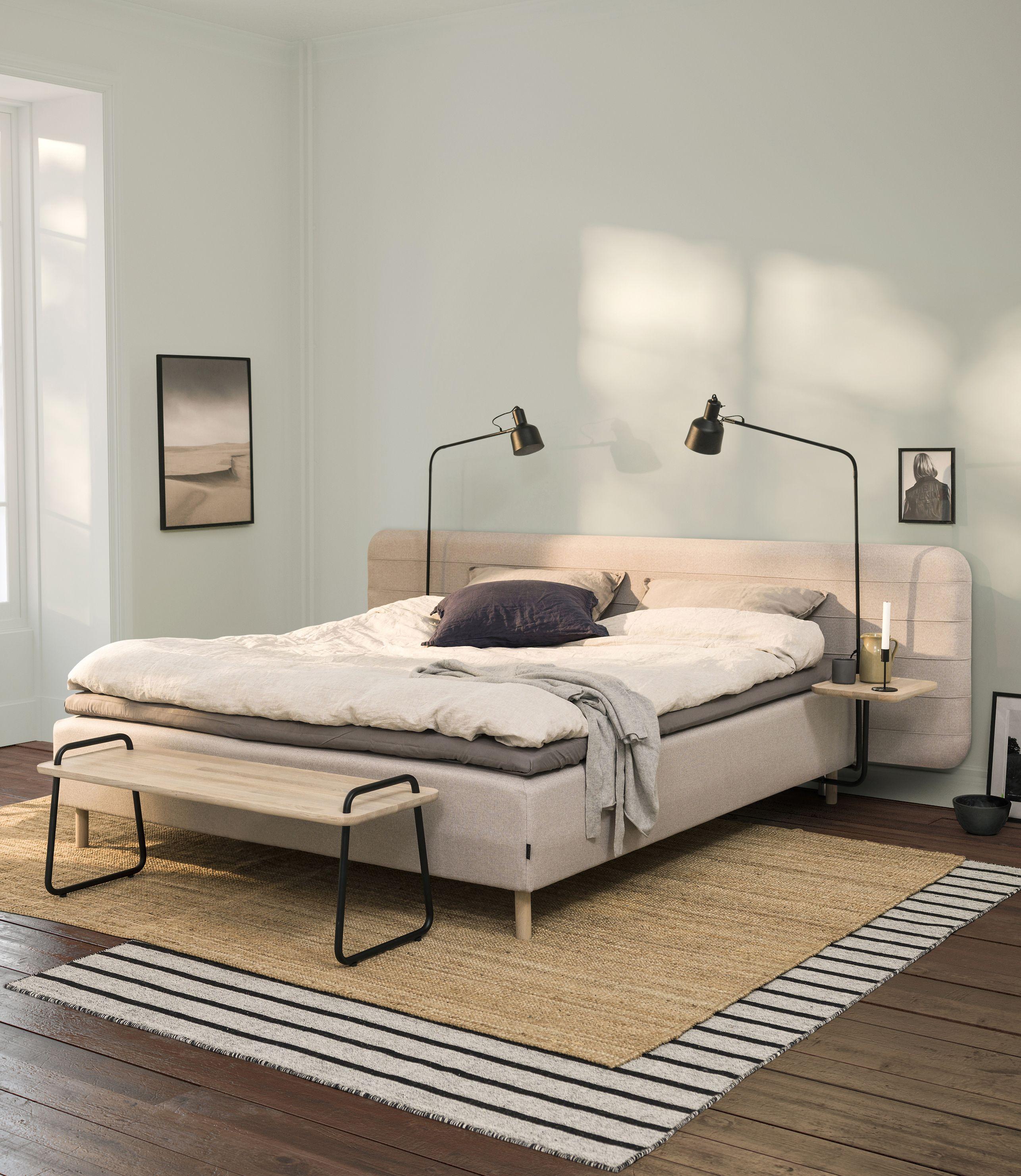 Bei Uns Erhaltlich Jensen Beds Schlafzimmer Bett