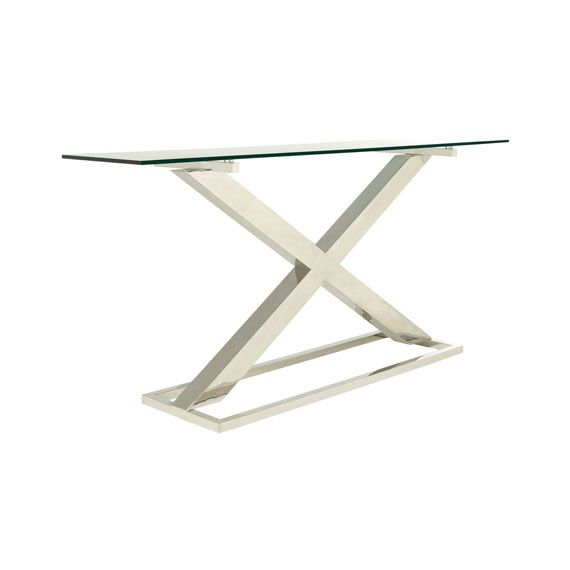 Park Console Table   Console tables, Consoles and Bench