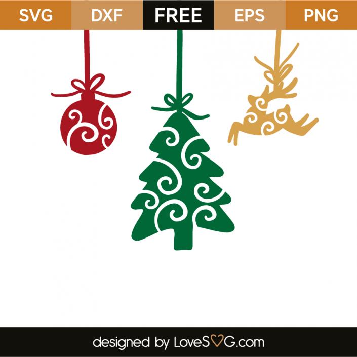 Pin On Free Christmas Svg Cut Files Lovesvg Com