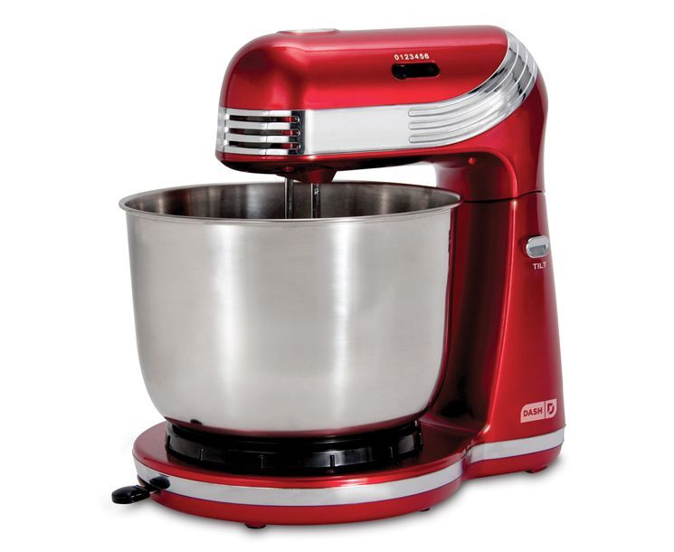 Everyday stand mixer dash tools chefs catalog stand