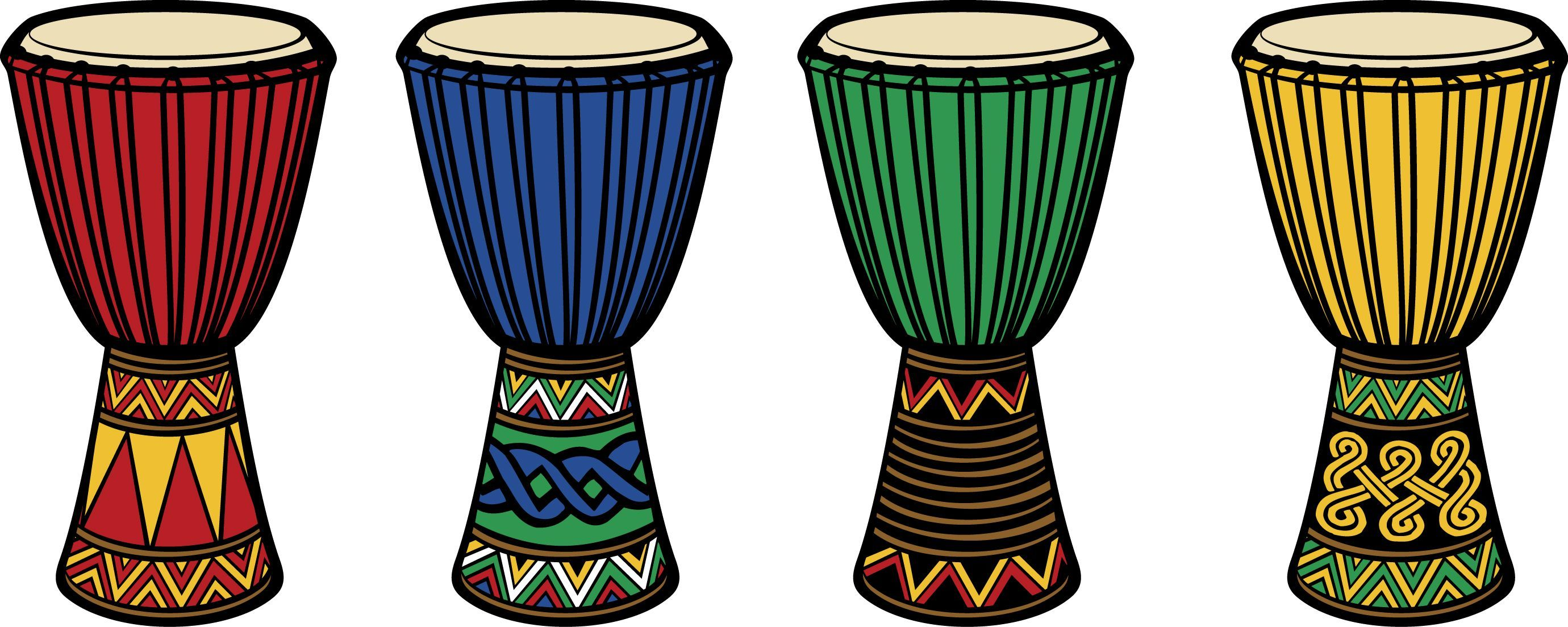 African Drum Clipart Google Search African Drum African Art