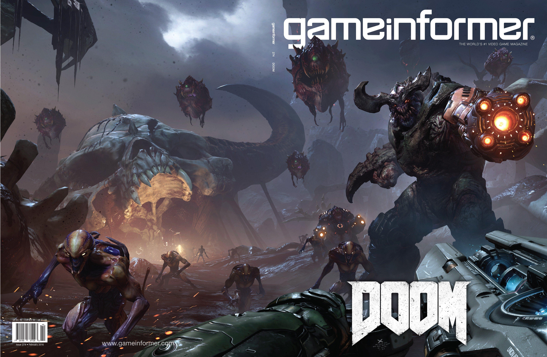 DOOM!!!!!!!! Doom 4, Doom 2016, Game art