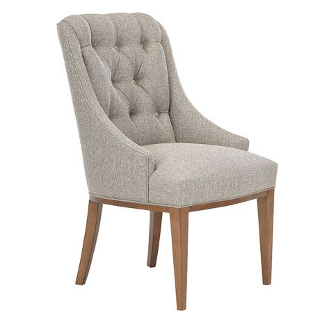Host Dining Chair Can Do Any Fabric And Other Wood Finish