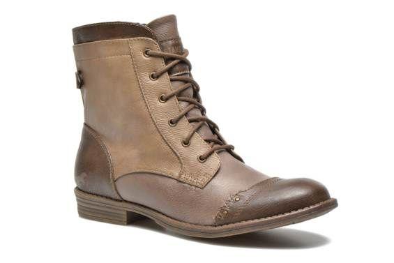 06a70b87863 Mustang shoes Toldil (Brun) - Boots på Sarenza.se (230090)   Önskelistan