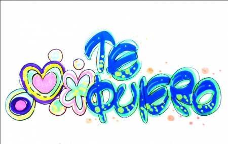 Letras on Pinterest | Google, Feltro and Graffiti