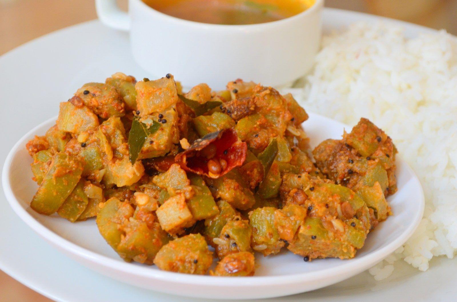 Andhra Style Sorakaya Curry Recipe Food recipes