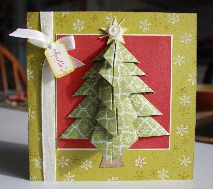 обладает елки для открыток своими руками желаю тебе
