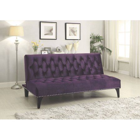 Terrific Coaster Company Purple Sofa Bed Walmart Com Studio Ideas Download Free Architecture Designs Lectubocepmadebymaigaardcom