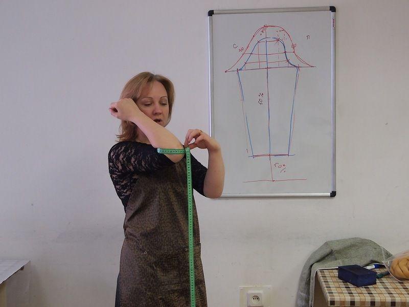 Рассказ о семинаре Лары Соболевой или как добиться хорошей посадки войлочной одежды