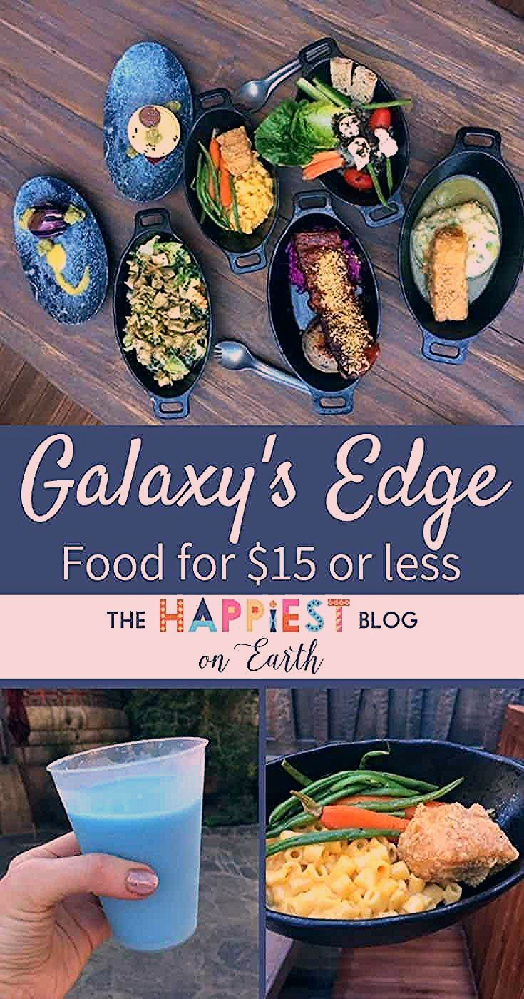 Photo of Top Star Wars Land Meals for $15 | The Happiest Blog on Earth