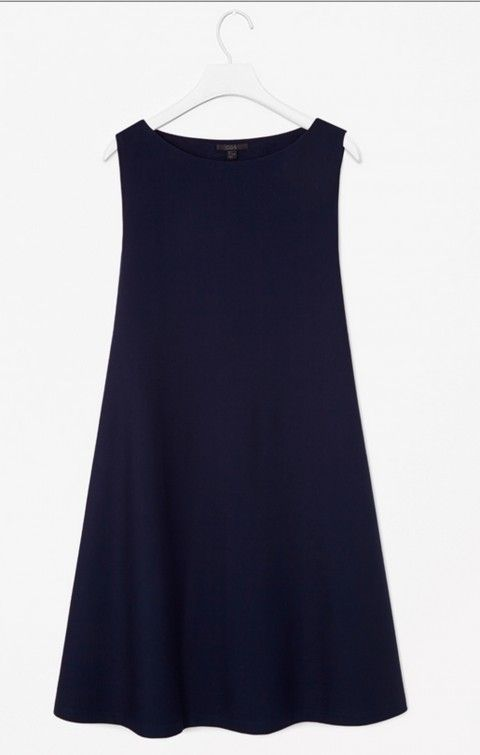 Cos dress with tie back