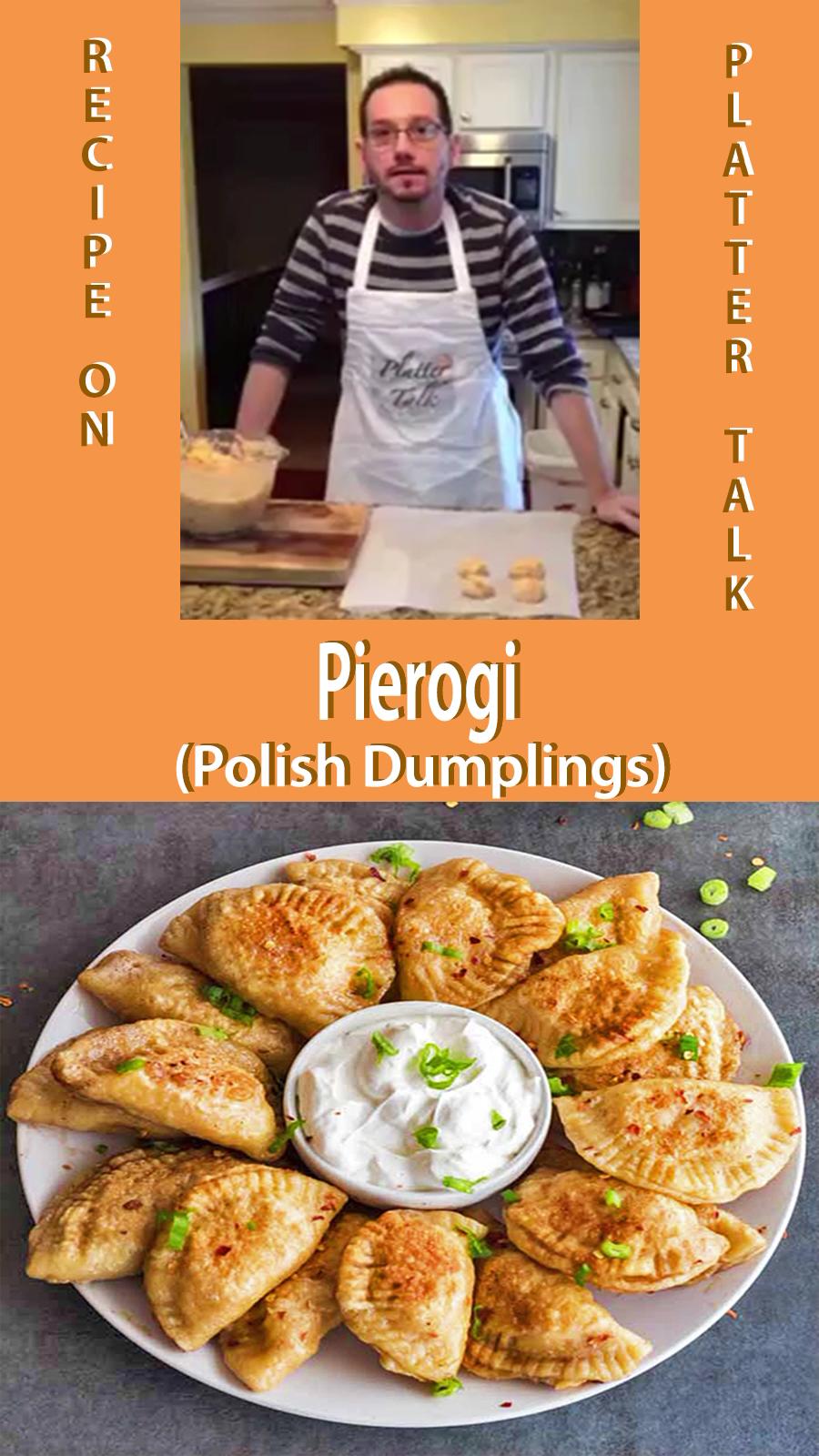 Pierogi - (Polish Dumplings)