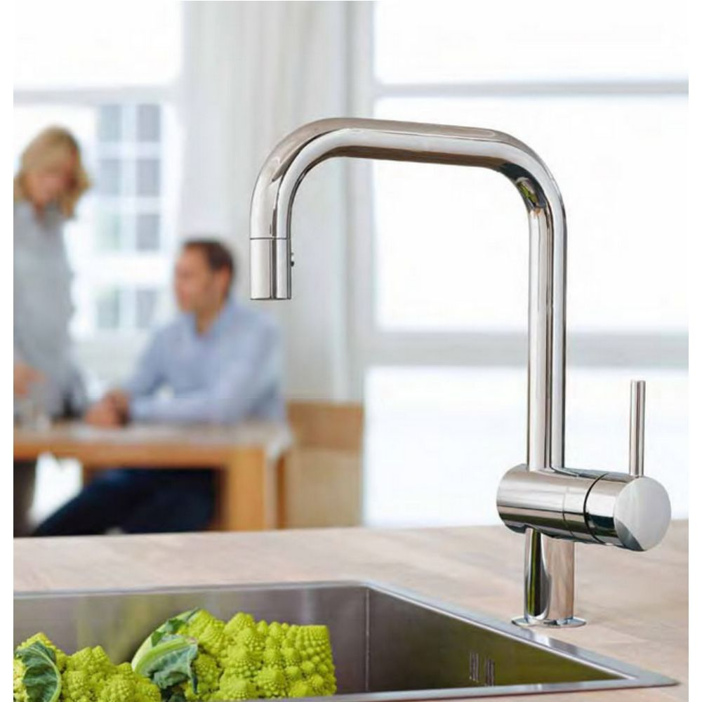 Grohe German Tapware Available From German Kitchens Limited In