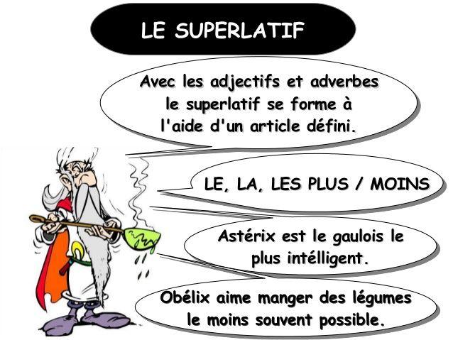 Stopniowanie przymiotnika - gramatyka 2 - Francuski przy kawie