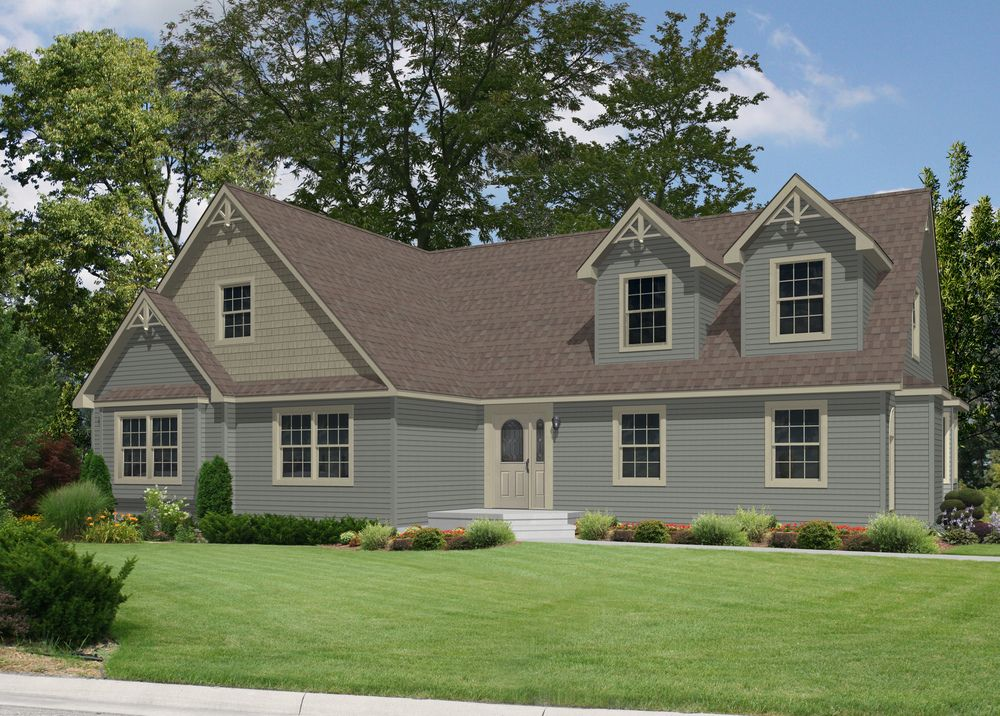 The Briarcrest With Optional 12 12 Pitch Roof 7 Doghouse