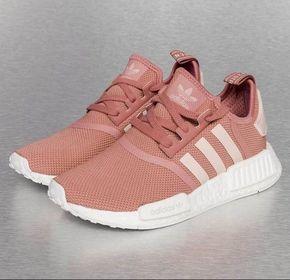 77cc58447b4bfb Salmon colored Adidas sneakers Nmd Adidas Pink