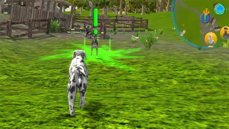 Dog simulator 3d is super fun and amazing game for all