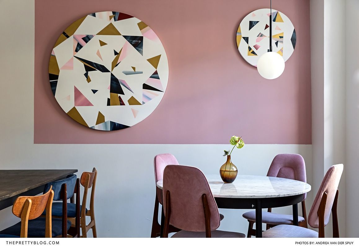 Mulberry & prince: the new kid on the block home decor dining