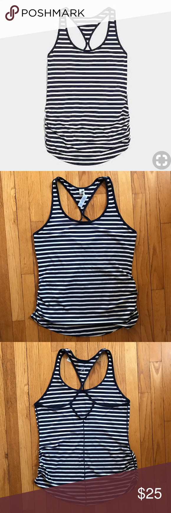 9761d812242a3 New Balance for J. Crew Perfect Tank Top - L Never worn, perfect ...