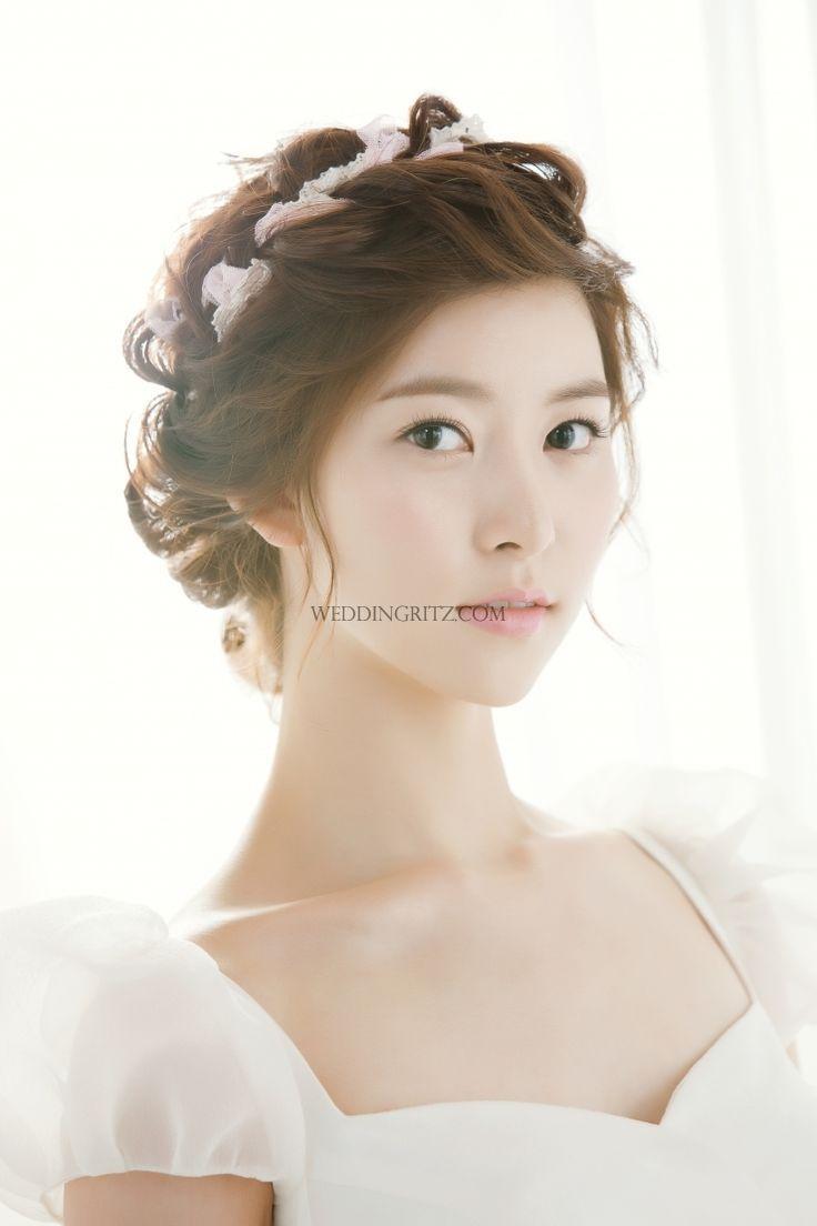 korea wedding heir and make up | korean wedding | wedding