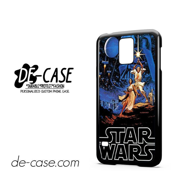 Star Wars Vintage Cover DEAL-10076 Samsung Phonecase Cover For Samsung Galaxy S5 / S5 Mini