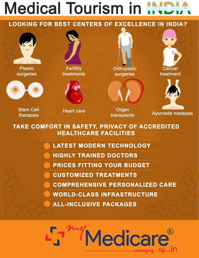 Medical Tourism in India is an emerging concept,