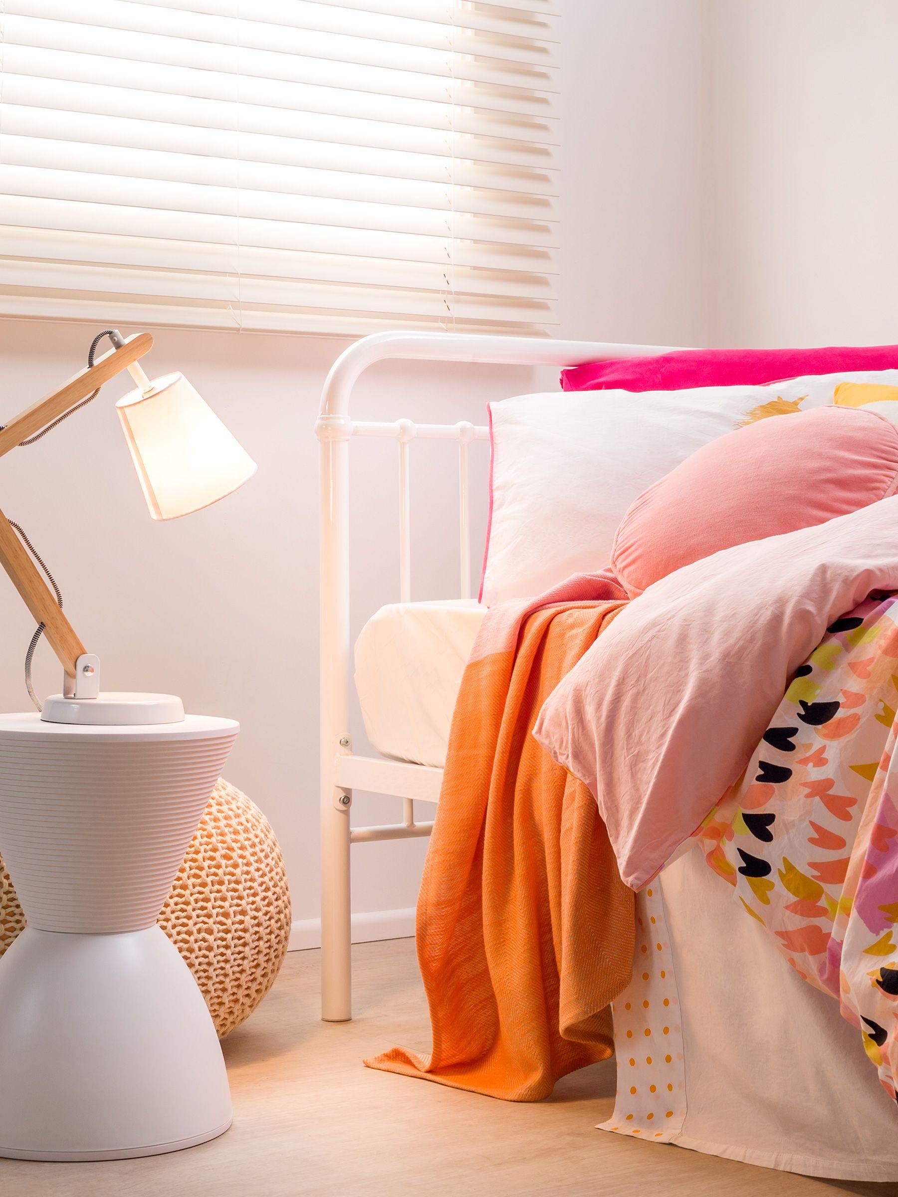 Mocka Sonata Bed and Egg Timer Stool