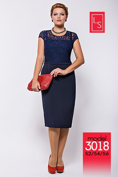 2e143940db3 Платья для полных модниц белорусского бренда Lady Secret. Осень-зима 2013- 2014