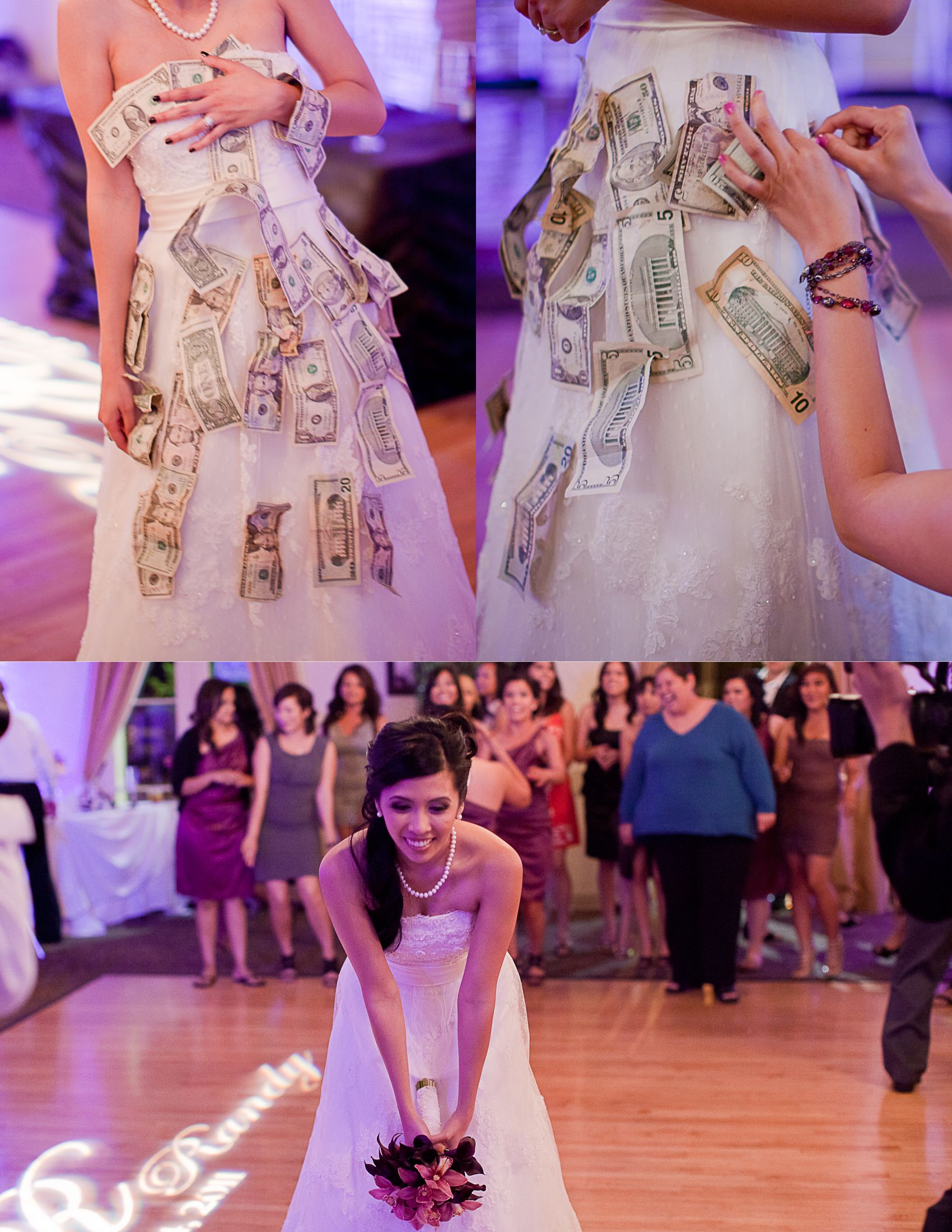 Definitely happening at our wedding its a little mexican tradition money dance a filipino wedding tradition buycottarizona Images