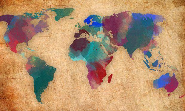 World Map Wallpaper Hd Map Wallpaper Colorful Map World Map Wallpaper World map wallpaper hd 1920x1080